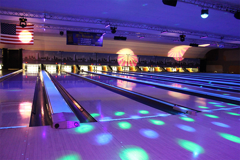 Glow Bowling | Galactic Bowling | Cosmic Bowling | Black Light Bowling | Moonlight Bowling | #showyourglow | Best Bowling in Milwaukee | JB's on 41 | Milwaukee, WI
