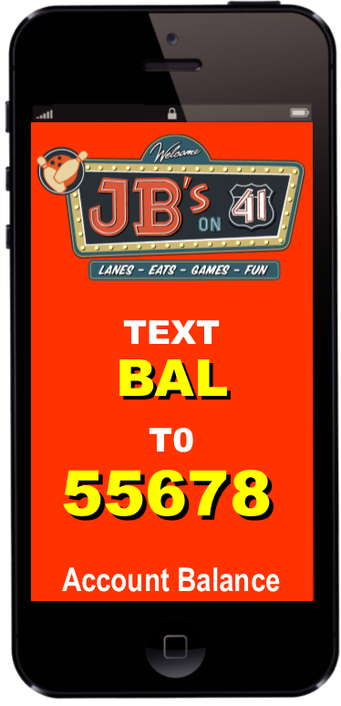 JB's Rewards Balance | JB's on 41 | Milwaukee WI