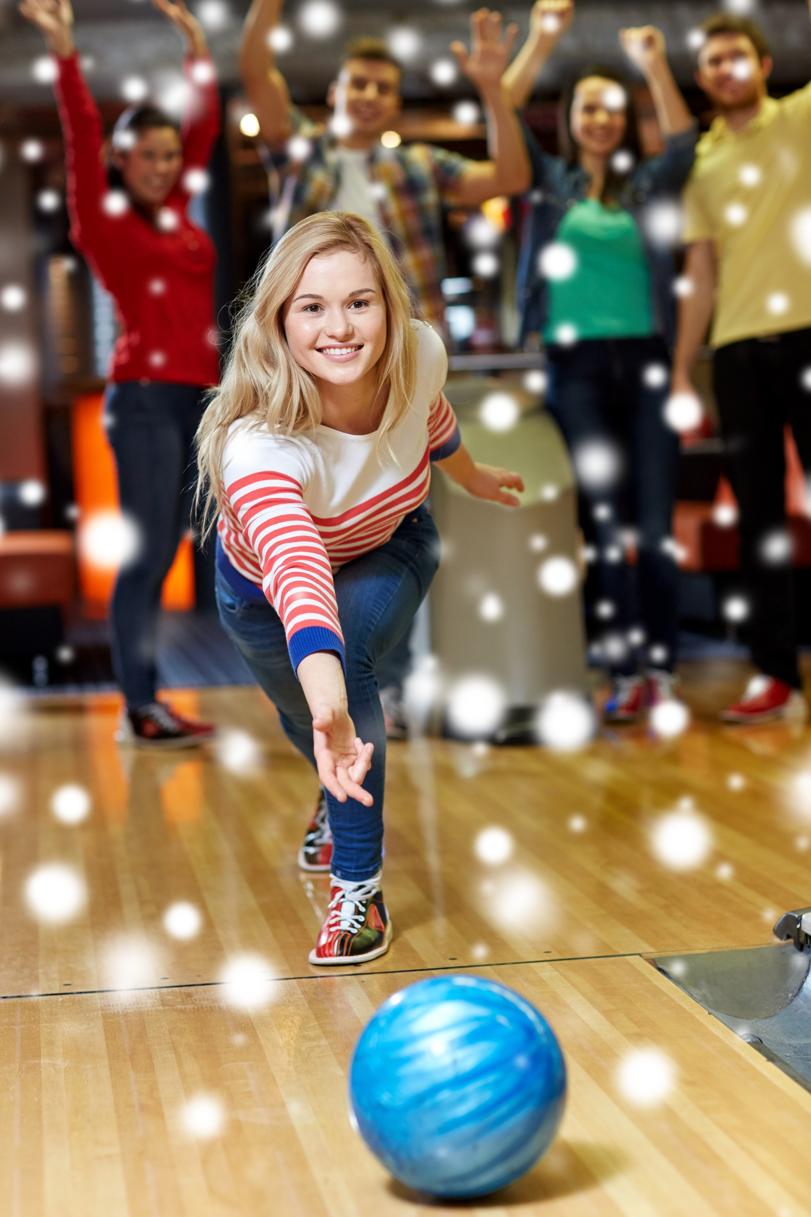 holiday parties at jb's on 41 | holiday bowling parties | bowling holiday parties | corporate holiday party ideas | jb's on 41 | milwaukee, wi