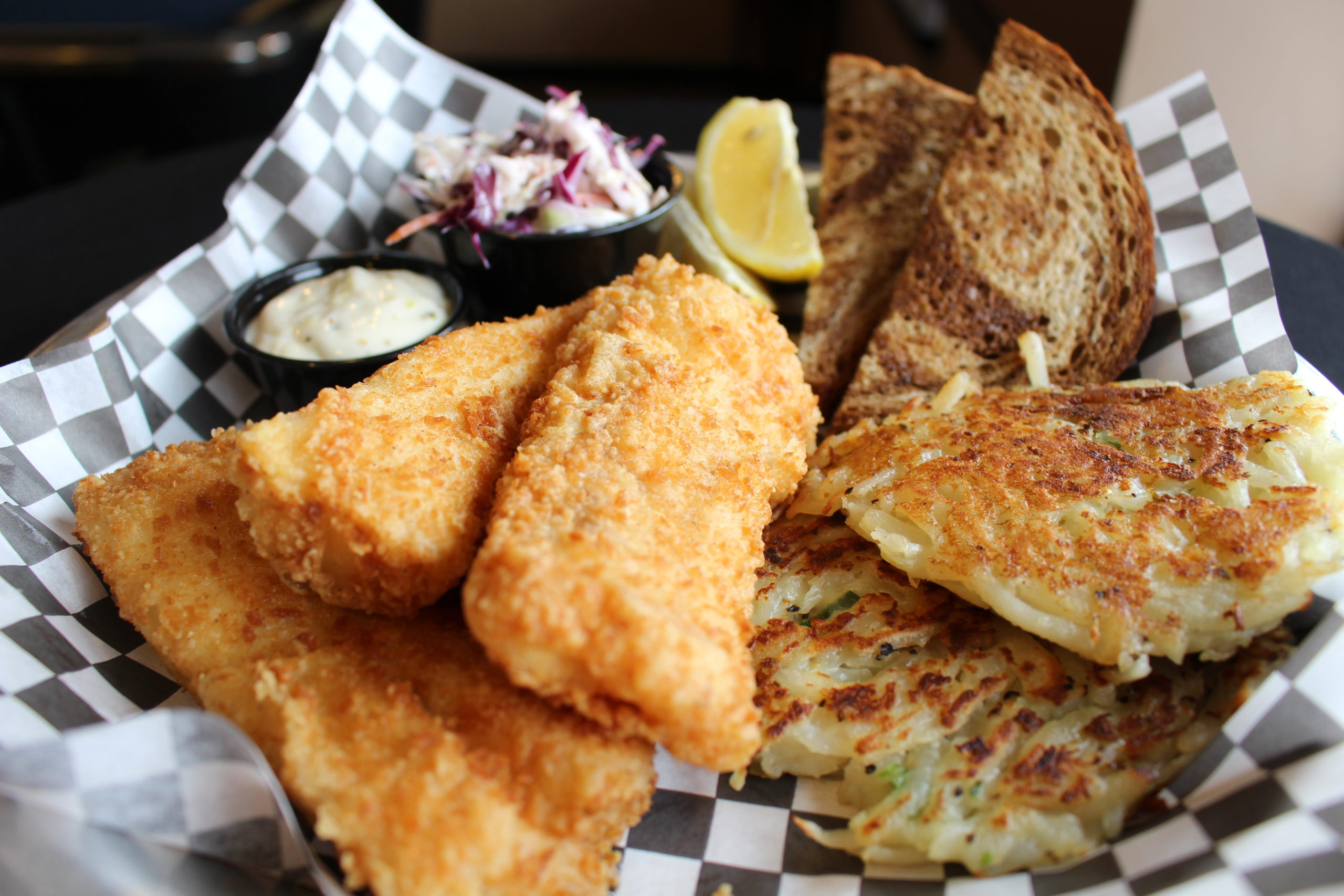 fish fry for lent | wisconsin fish fry | cod fish fry | house-made | junction bar & grill | jb's on 41 | milwaukee, wi