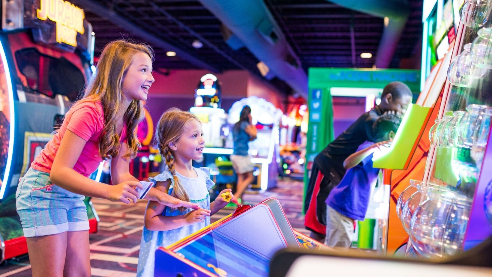 family fun at JB's Speed Zone Arcade | JB's on 41 is your family fun place | Milwaukee, WI