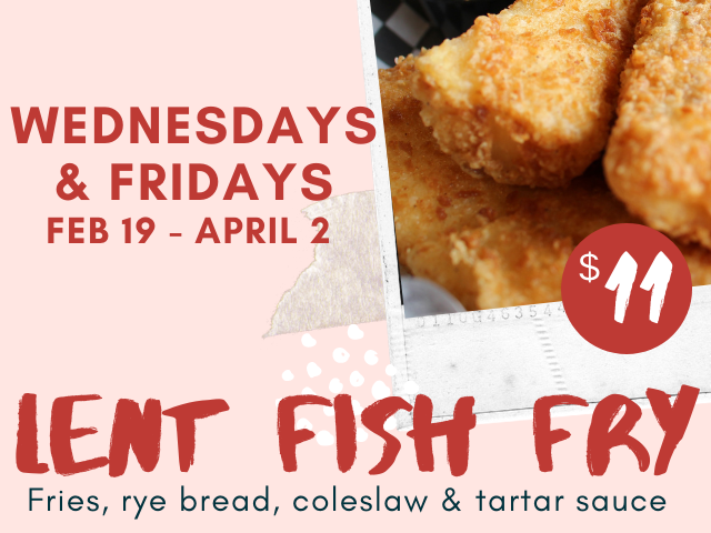 fish fry at JB's on 41 | house batter | Lent specials for the Lenten and spring holidays | Milwaukee, WI | Junction Lounge inside JB's on 41
