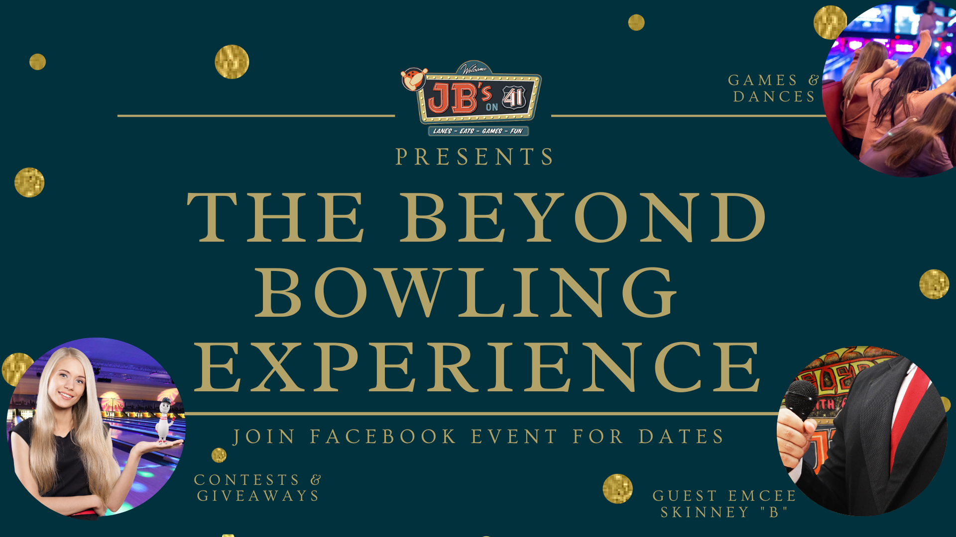 beyond bowling | unique venue | special events | JB's on 41 | Milwaukee, WI
